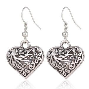 Fashion Jewelry Jewelry - Fashion Earrings Heart